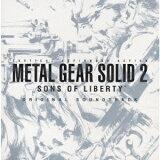 【ブックスなら】METAL GEAR SOLID2 SONS OF LIBERTY ORIGINAL SOUNDTRACK [ (ゲーム・ミュージック) ]