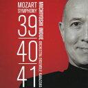 モーツァルト:交響曲第39/40/41番≪ジュピター≫ [ 井上道義 ]
