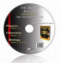 SilverBulletHighYieldMCATAudioMP3onCD