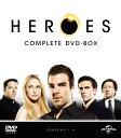HEROES コンプリート DVD-BOX [ マイロ・ヴィンティミリア ]