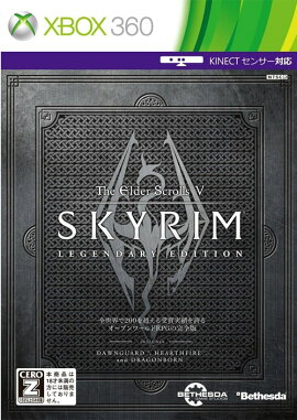 The Elder Scrolls V �� Skyrim Legendary Edition Xbox360��