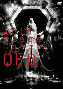 Acid Black Cherry 2009 tour ��Q.E.D.