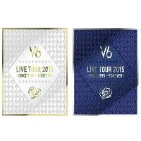 【セット組】LIVE TOUR 2015 -SINCE 1995〜FOREVER-【初回生産限定盤A】&【初回生産限定盤B】