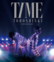 東方神起 LIVE TOUR 2013 〜TIME〜 【Blu-ray】