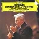 ベートーヴェン:交響曲第5番≪運命≫ 第6番≪田園≫ ヘルベルト フォン カラヤン