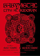 LIVE AT BUDOKAN�� RED NIGHT & BLACK NIGHT APOCALYPSE ��