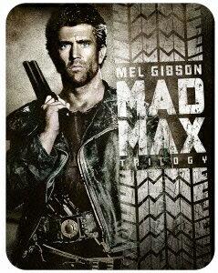 マッドマックス トリロジー ブルーレイ版スチールブック仕様(3枚組)【数量限定生産】【Blu-ray】
