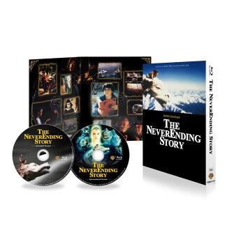 ネバーエンディング・ストーリー エクステンデッド版 ブルーレイ(2枚組) 【初回限定生産】【Blu-ray】