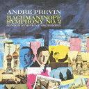 Andre Previn RCA Years::ラフマニノフ:交響曲第2番 ピアノ協奏曲第1番 プレヴィン/ロンドン響