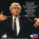 モーツァルト:交響曲第38番≪プラハ≫・第39番 歌劇≪フィガロの結婚≫序曲 [ フランス・ブリュッヘン ]