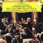 德沃夏克∶比交响曲第9号《新世界》·第8号[Herbert von Karajan ][ドヴォルザーク:交響曲第9番≪新世界より≫・第8番 [ ヘルベルト・フォン・カラヤン ]]