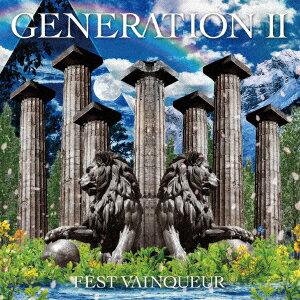 GENERATION 2 〜7Colors〜 (初回限定盤 CD+DVD) [ FEST VAINQUEUR ]