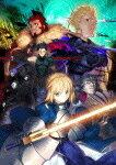 Fate/Zero Blu-ray Disc Box 1 【Blu-ray】