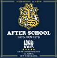 【輸入盤】 After School First Single - New School Girl