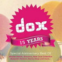 Other - 【輸入盤】Dox 15 Years -special Anniversary Best Of [ Various ]