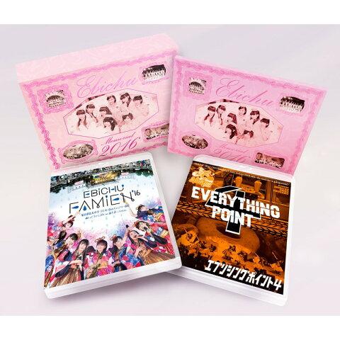 エビ中のメモリアルBOX2016(完全生産限定盤)【Blu-ray】 [ 私立恵比寿中学 ]