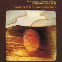 楽天楽天ブックスAndre Previn RCA Years::ヴォーン・ウィリアムズ:交響曲全集4 交響曲第5番&バス・テューバ協奏曲 他 [ プレヴィン/ロンドン響 ]