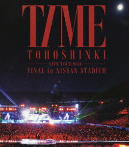 東方神起 LIVE TOUR 2013 〜TIME〜 FINAL in NISSAN ST…...:book:16702770