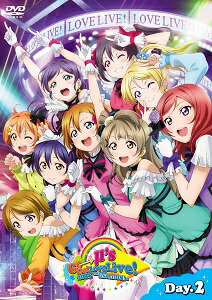 ラブライブ! μ's Go→Go! LoveLive! 2015 〜Dream Sensation!〜 DVD Day2 [ μ's ]