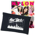 NYLON JAPAN PREMIUM BOX Vol.16��American Apparel�ݡ����դ�/�֥�å�)