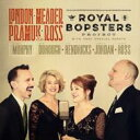 Vocal - 【輸入盤】Royal Bopsters Project [ London, Meader, Pramuk & Ross ]