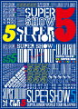 SUPER JUNIOR WORLD TOUR SUPER SHOW5 LIVE in JAPAN 【初回生産限定盤】