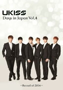 <b>ポイント10倍</b>U-KISS Days in Japan Vol.4 -Record of 2014-