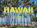 【壁掛】HAWAII ALOHAカレンダー(2017) ([カレンダー])