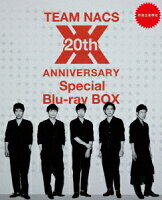 TEAM NACS 20th ANNIVERSARY Special Blu-ray BOX(初回生産限定)【Blu-ray】