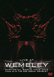 「LIVE AT WEMBLEY」<strong>BABYMETAL</strong> WORLD TOUR 2016 kicks off at THE SSE ARENA, WEMBLEY [ <strong>BABYMETAL</strong> ]