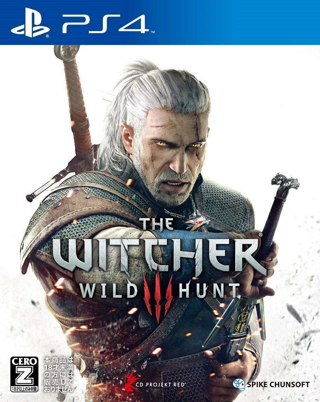 【予約】ウィッチャー3 ワイルドハント PS4版