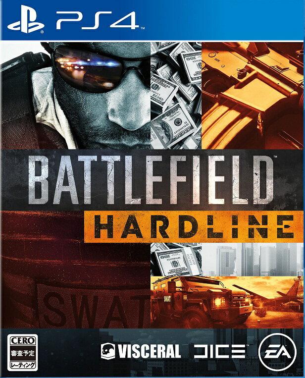 バトルフィールド ハードライン PS4版