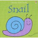 書, 雜誌, 漫畫 - SNAIL:USBORNE CLOTH BOOKS [ RACHEL & WATT WELLS, FIONA ]