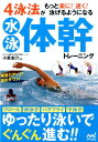 4泳法がもっと楽に!速く!泳げるようになる水泳体幹トレーニン...