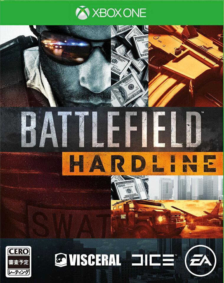 【予約】バトルフィールド ハードライン Xbox One版