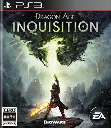 【予約】ドラゴンエイジ:インクイジション PS3版
