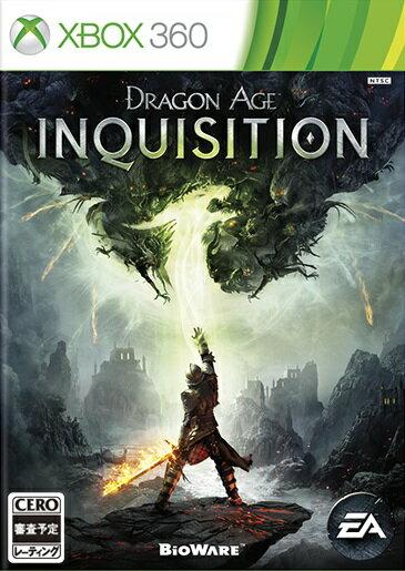 【予約】ドラゴンエイジ:インクイジション Xbox360版