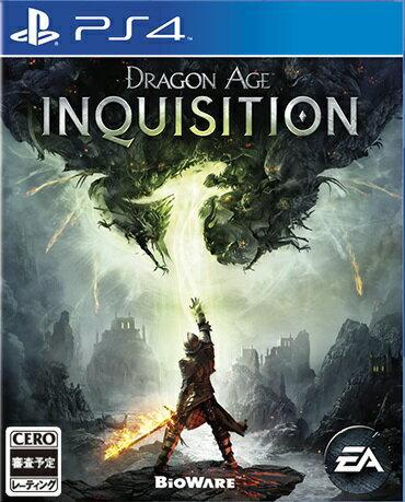 【予約】ドラゴンエイジ:インクイジション PS4版