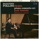 ショパン:ピアノ協奏曲 第1番 他 [ マウリツィオ・ポリーニ パウル・クレツキ フィルハーモニア管