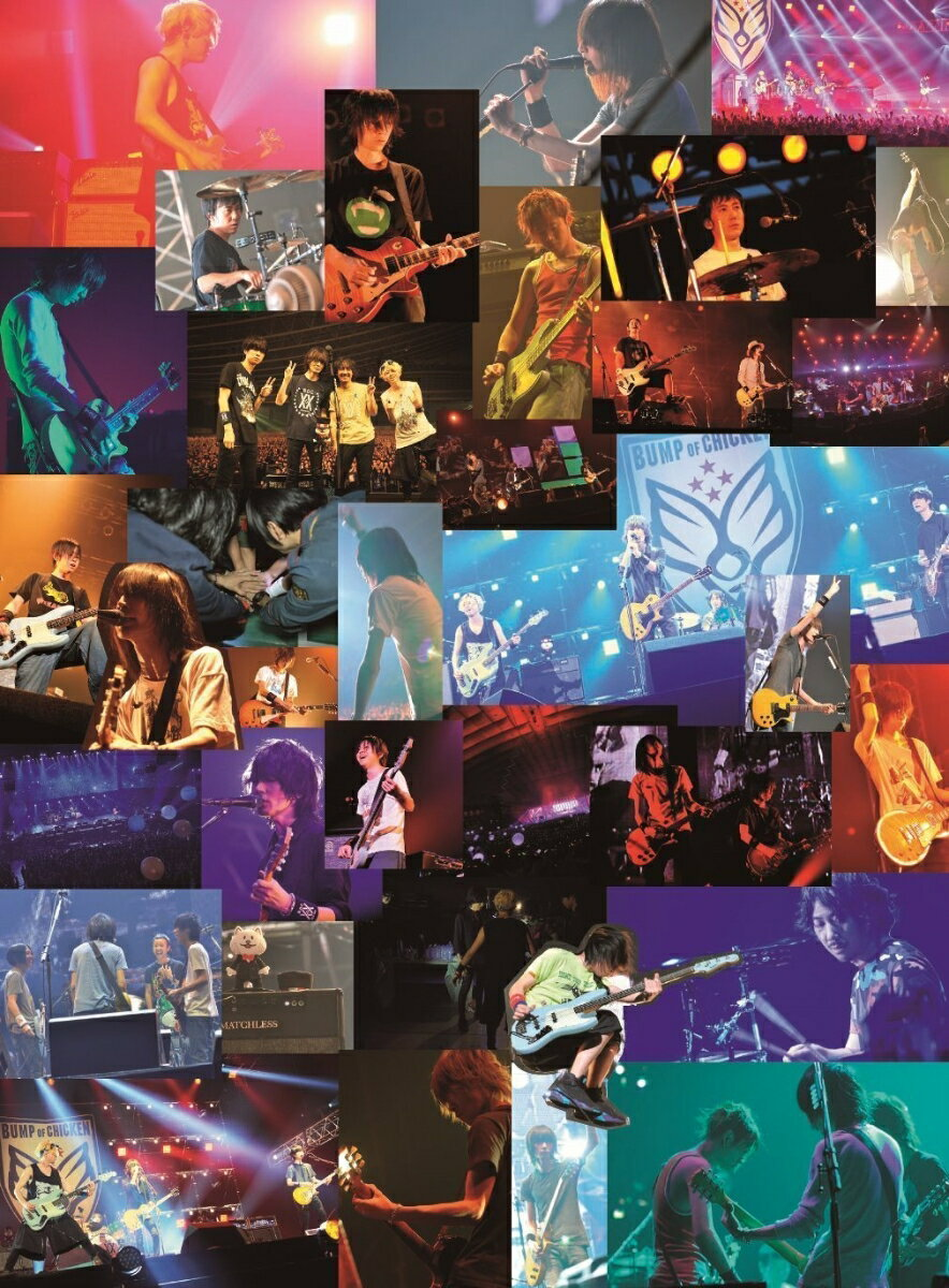 BUMP OF CHICKEN 結成20周年記念Special Live「20」 LIVE DVD