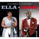 声乐 - 【輸入盤】Ella & Louis [ Ella Fitzgerald / Louis Armstrong ]