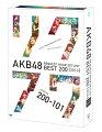 AKB48 �ꥯ�����ȥ�����åȥꥹ�ȥ٥���200 2014 (200��101ver.) ���ڥ����DVD BOX