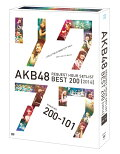 AKB48 �ꥯ�����ȥ�����åȥꥹ�ȥ٥���200 2014 (200~101ver.) ���ڥ����DVD BOX/AKB48