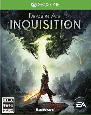 【予約】ドラゴンエイジ:インクイジション Xbox One版