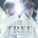 TREE(ジャケットA CD+DVD) [ 東方神起 ]