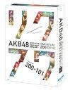 AKB48 リクエストアワーセットリストベスト200 2014 (200〜101ver.) スペシャルBlu-ray BOX 【Blu-ray】 [ AKB48 ]