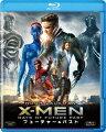 X-MEN:フューチャー&パスト【Blu-ray】