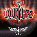【輸入盤】Hurricane Eyes [ LOUDNESS ]