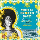 【輸入盤】Sweet As Broken Dates: Lost Somali Tapes [ Various ]