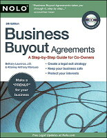 Business Buyout Agreements: Plan Now for Retirement, Death, Divorce or ...